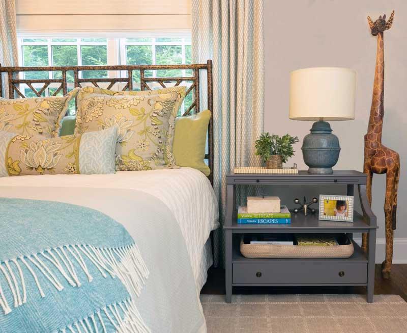 Bedroom Design By Nest Interiors Boston Ma