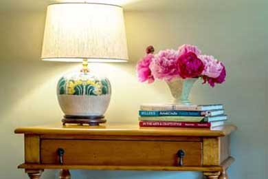About Nest Interiors And Amy Brooke Baker